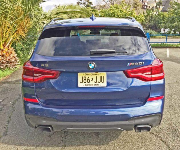 BMW-X3-M40i-Tail