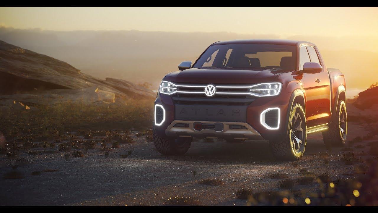 VW Atlas Tanoak Conceptnbsp