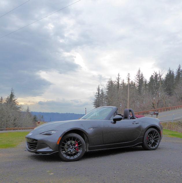 2018 Mazda MX-5 Miata Test Drive