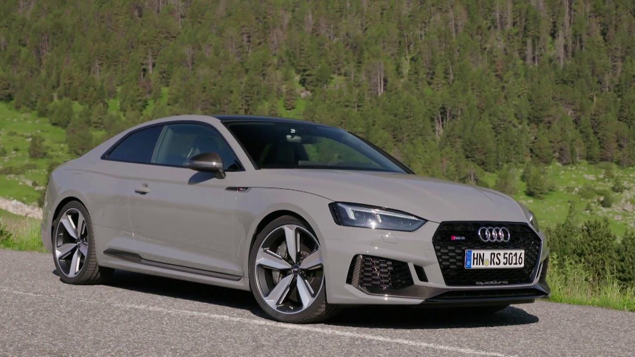 2018 Audi RS 5nbsp