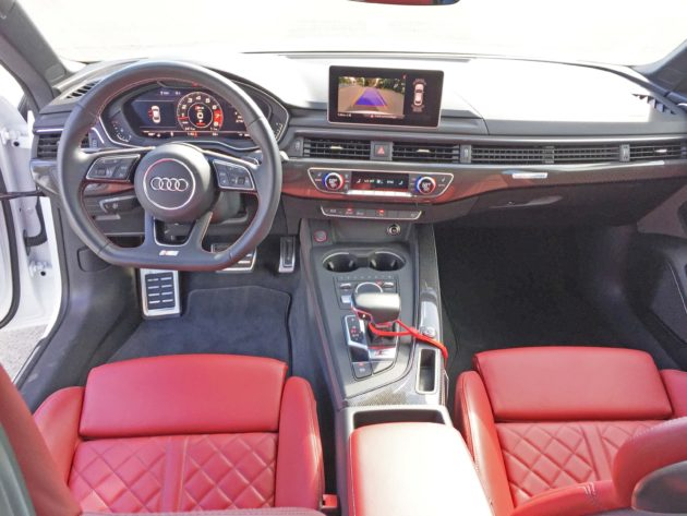Audi S5 Sportback Dsh