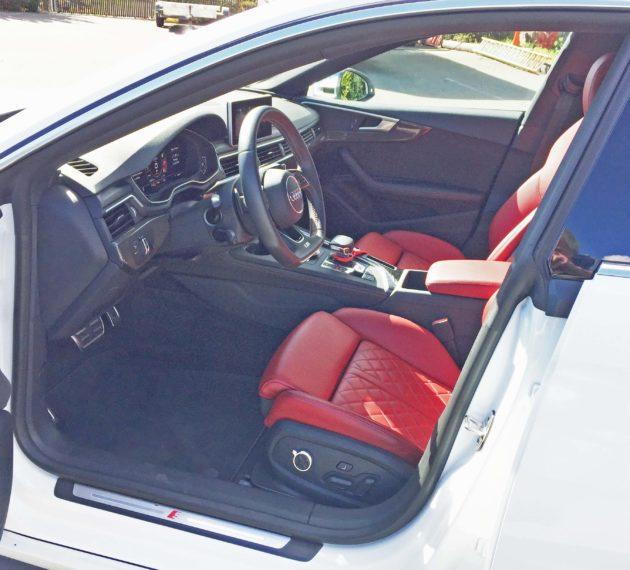 Audi S5 Sportback Int