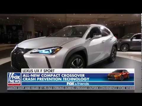 2018 New York International Auto Show 8211 Fox and Friends 8211 Wednesday 3282018nbsp