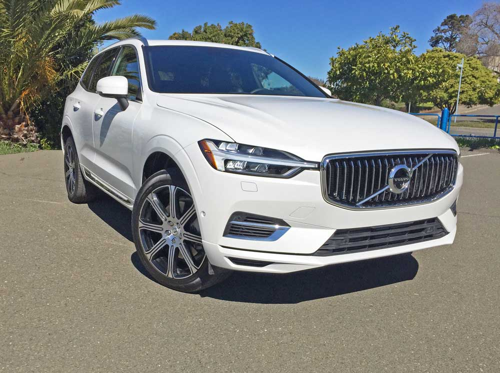 2018 Volvo Xc60 T8 E Plug In Hybrid Inscription Test Drive Our