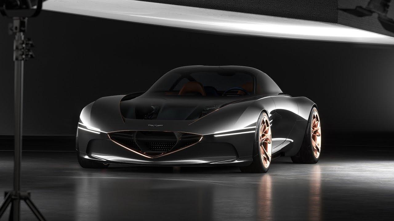 Genesis Essentia Concept New York International Auto Shownbsp