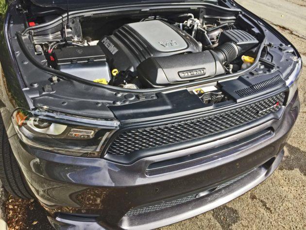 Dodge Durango R/T Eng
