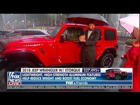 Fox and Friends April 25 2018 8211 OurAutoExpert 8211 Cars to Save You Moneynbsp