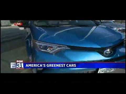 Fox 31 Denver 8211 42318 8211 Mike Caudill 8211 America8217s Greenest Carsnbsp