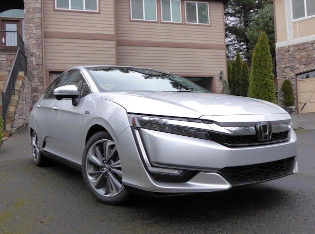 2018 Honda Clarity Test Drive