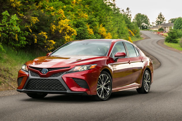 Plus The Camry Has Good Acceleration Making 0 To 60 Mph Run In 7 9 Seconds According Buff Magazines Tests