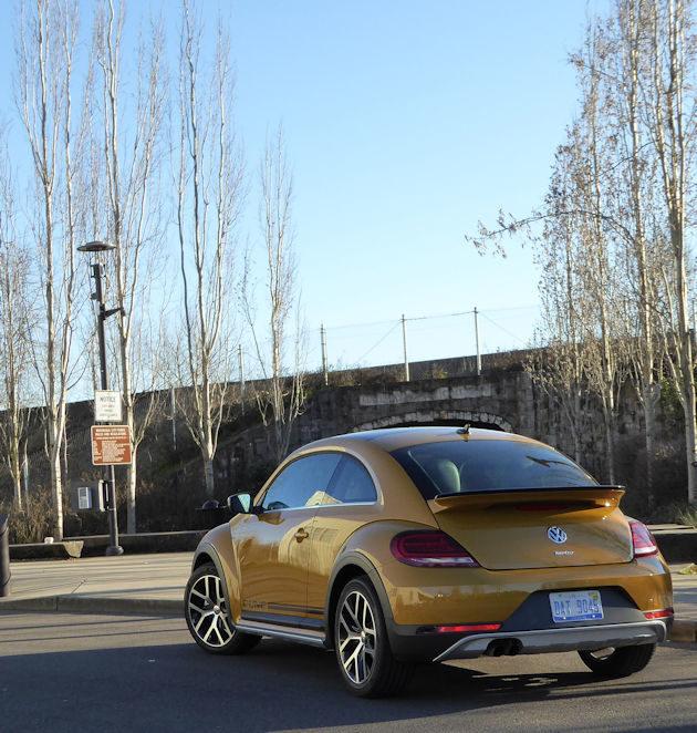 vw beetle manual automatic