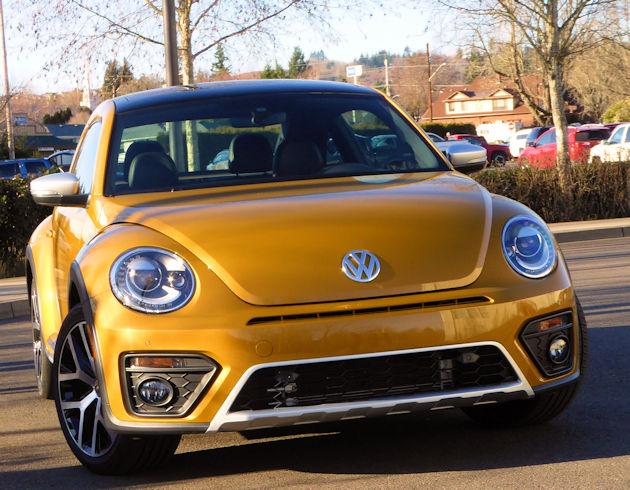 2018 Volkswagen Beetle 20T Dune Test Drivenbsp