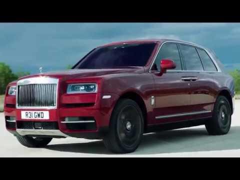 Rolls Royce Cullinan Revealnbsp