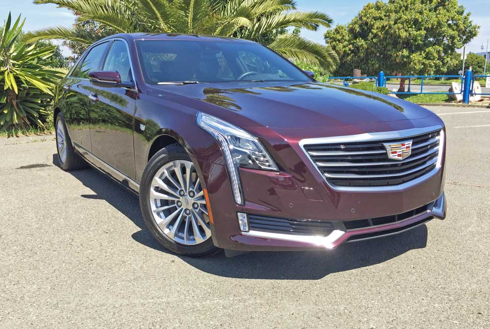 2018 Cadillac Ct6 Plug In Hybrid Test Drive Our Auto Expert