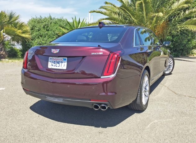Cadillac CT6 PHEV RSR