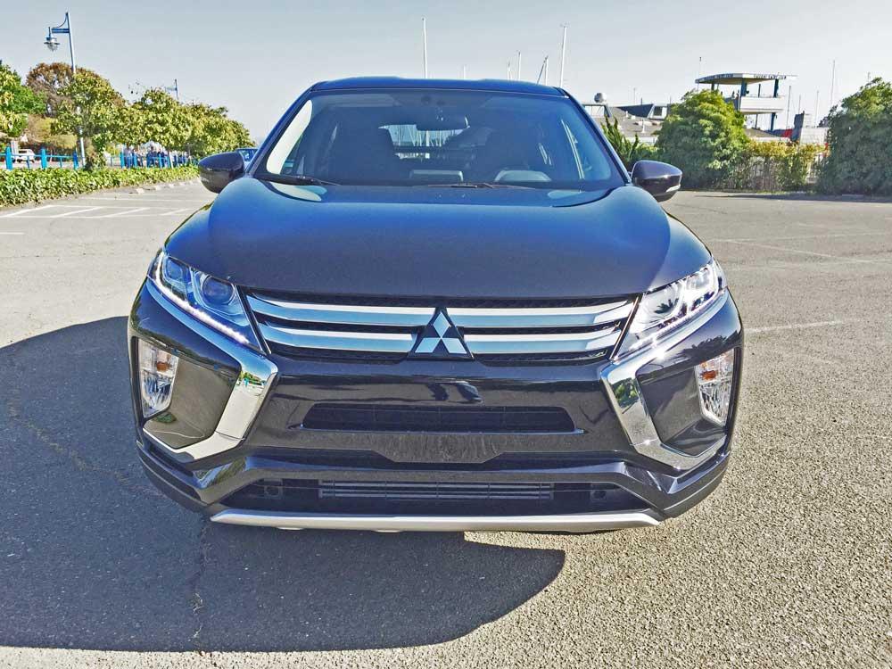 Mitsubishi-Eclipse-Cross-Nose