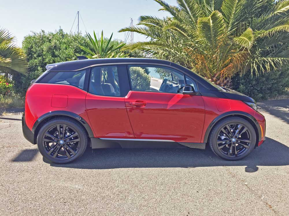2018 Bmw I3 S W Range Extender Test Drive Our Auto Expert