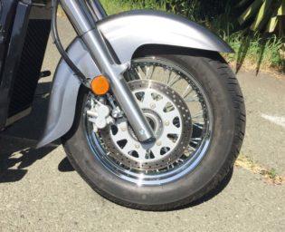 Suzuki Blvd C50 FWhl