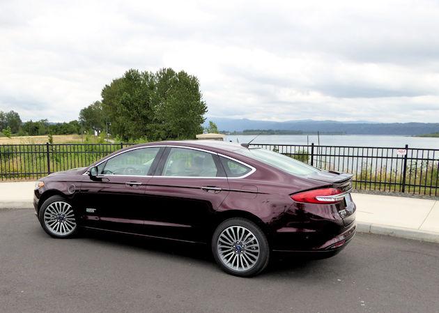 2018 Ford Fusion Energi Test Drivenbsp
