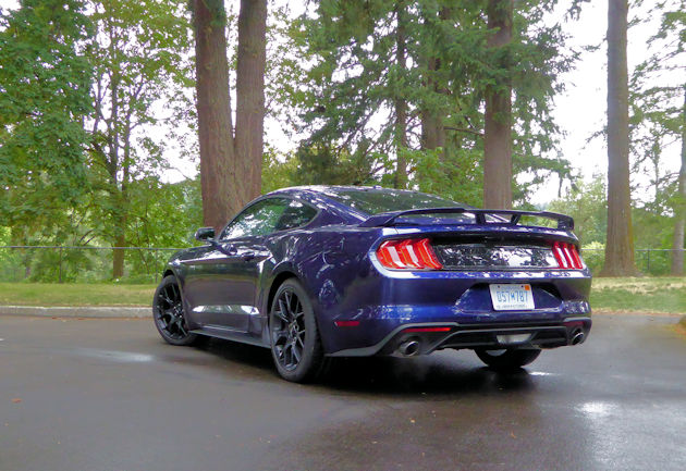 2018 Ford Mustang EcoBoost Test Drivenbsp