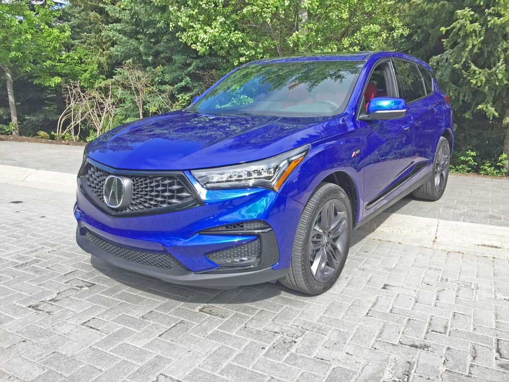 2019 Acura Rdx A Spec Test Drive Our Auto Expert