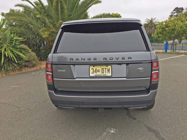 Range Rover SC LWB