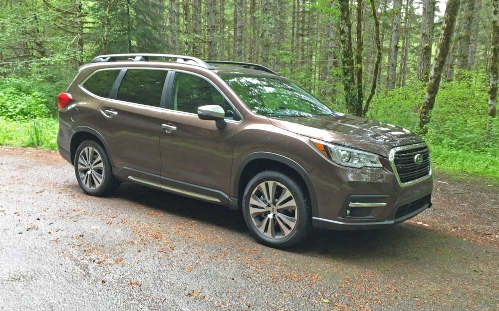 2019 Subaru Ascent Touring Test Drive | Our Auto Expert
