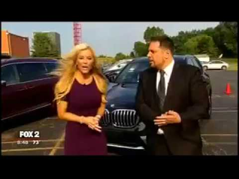 Mike Caudill on Fox 2 Detroit talks about Summer Road Trip Vehiclesnbsp