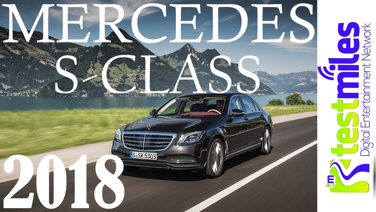 FIRST EVER RACE START IN THE 2018 MERCEDES S63 AMG EXCLUSIVEnbsp