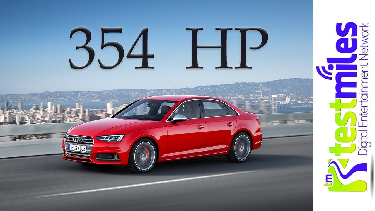2018 Audi S4 its back8230nbsp