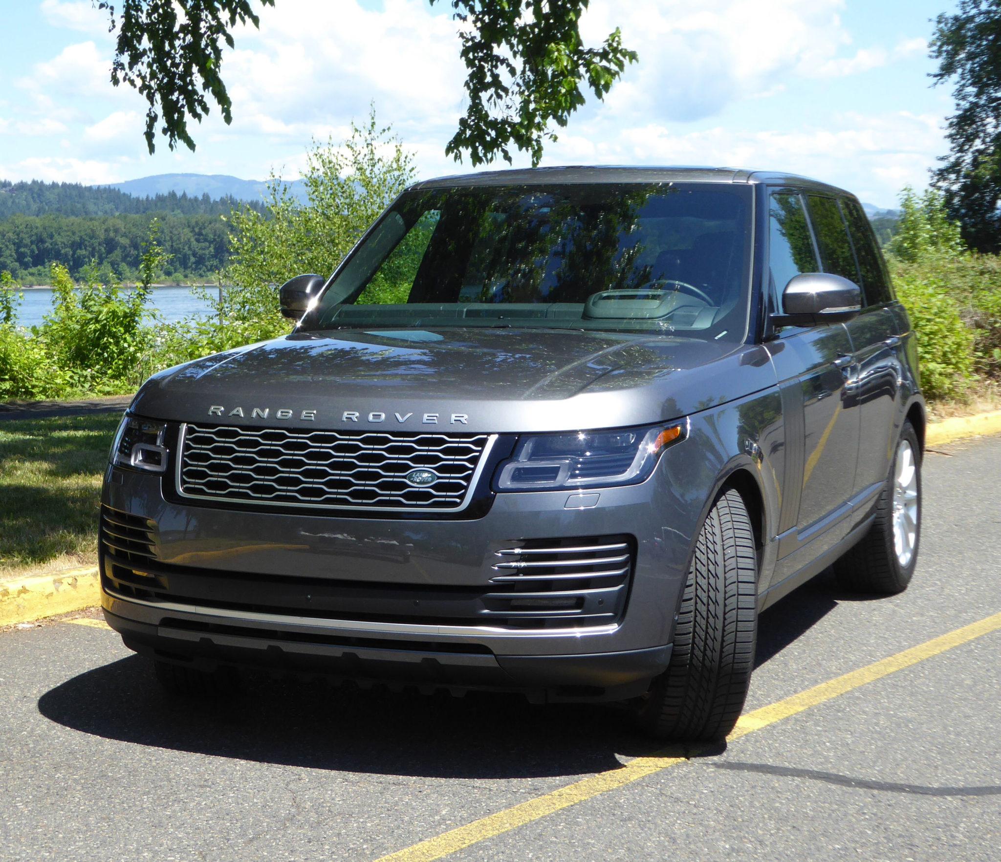 Review 2015 Range Rover Sport Hse: 2018 Range Rover HSE Diesel Test Drive