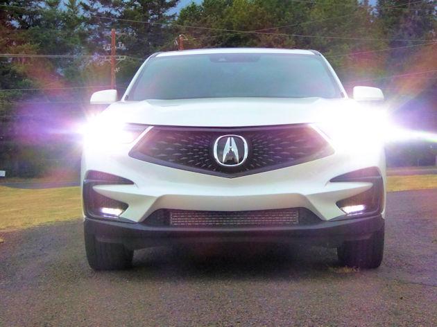2019 Acura RDX Test Drivenbsp