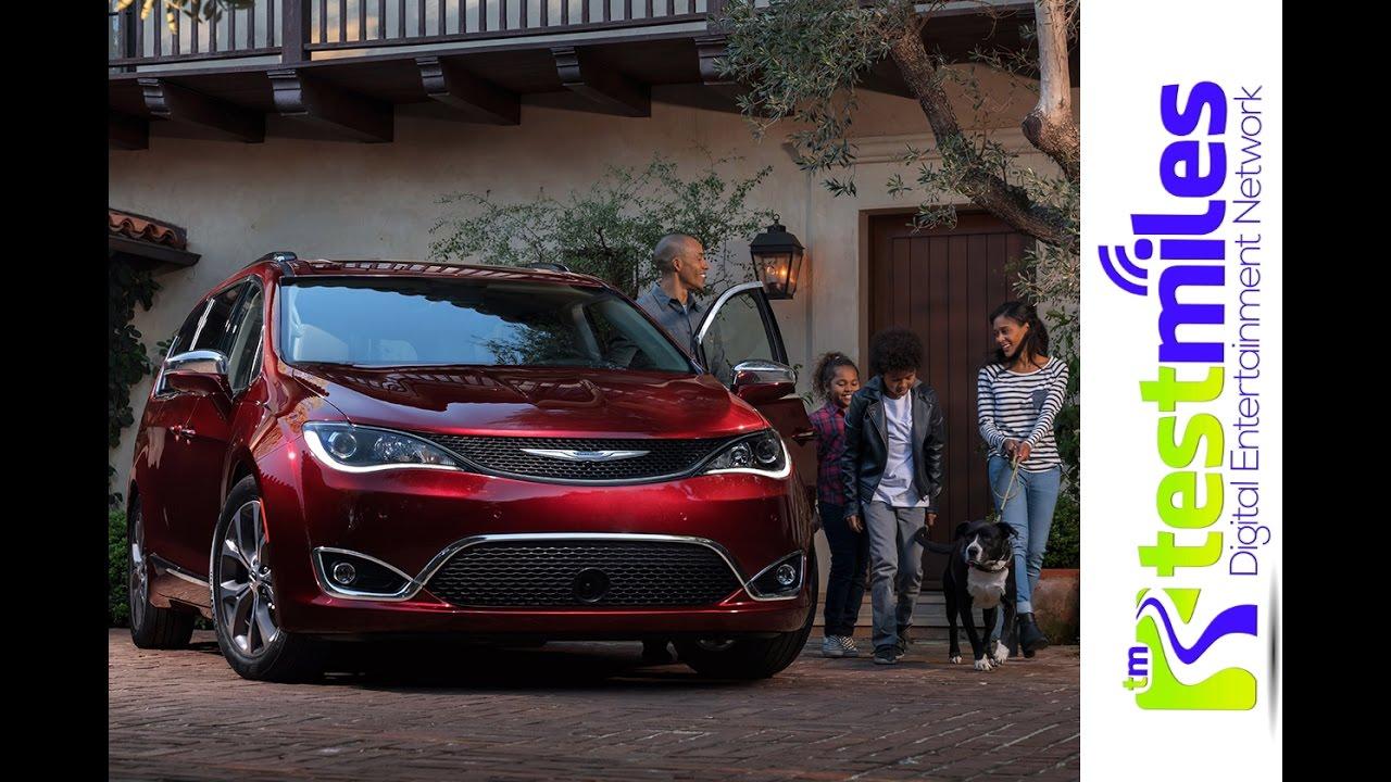 2017 Chrysler Pacifica First Ever Hybrid Minivannbsp