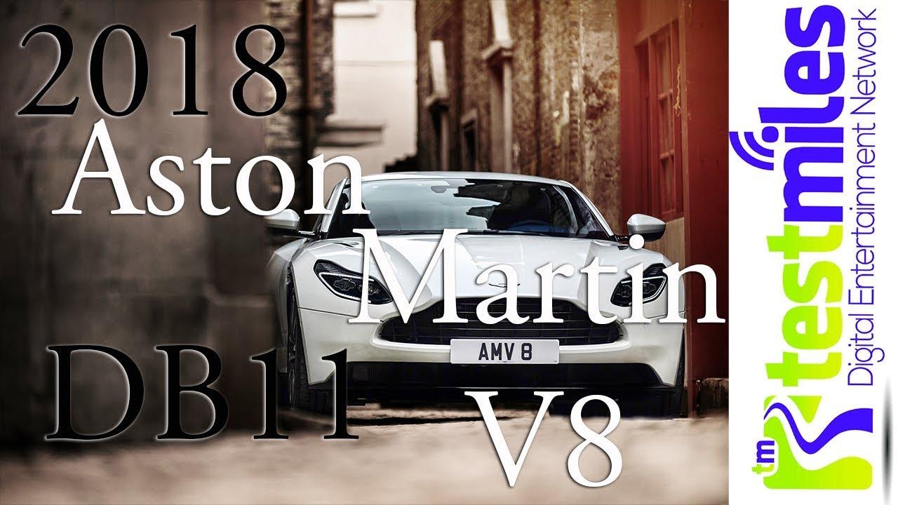 V12 vs V8 2018 Aston Martin DB11 V8nbsp