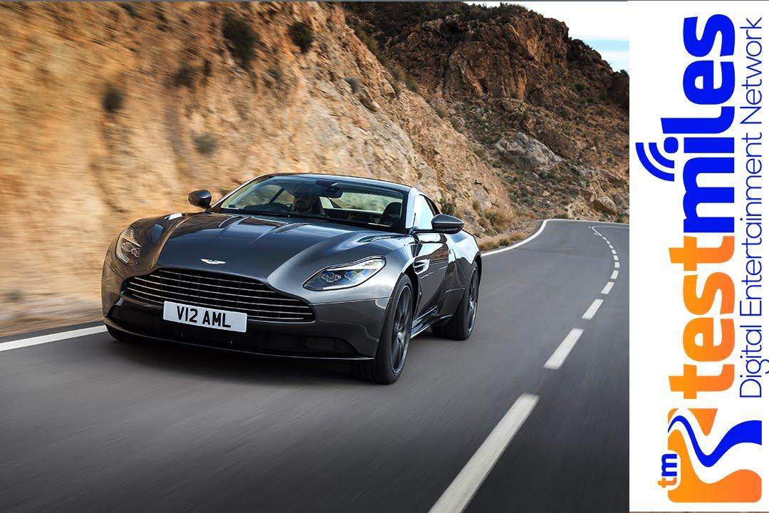 Aston Martin DB11 Walk around with Aston Martinnbsp