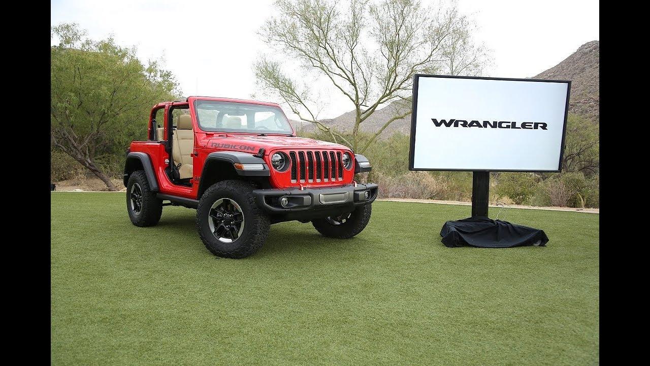 2018 Jeep Wrangler reigns supremenbsp