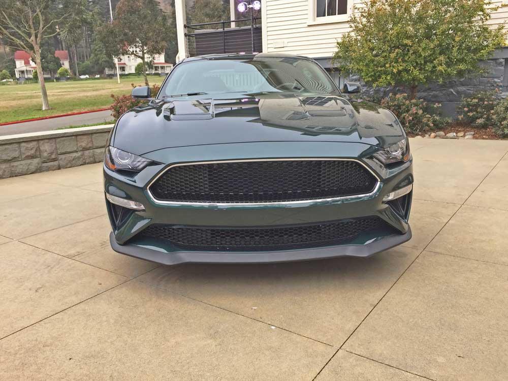 Ford-Mustang-Bullitt-Nose