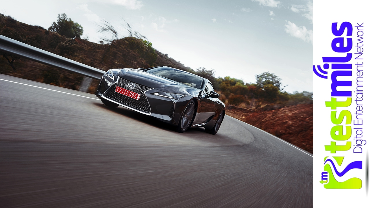 Viewers Choice First Drive in the 2018 Lexus LC500 Best Car of 2018nbsp