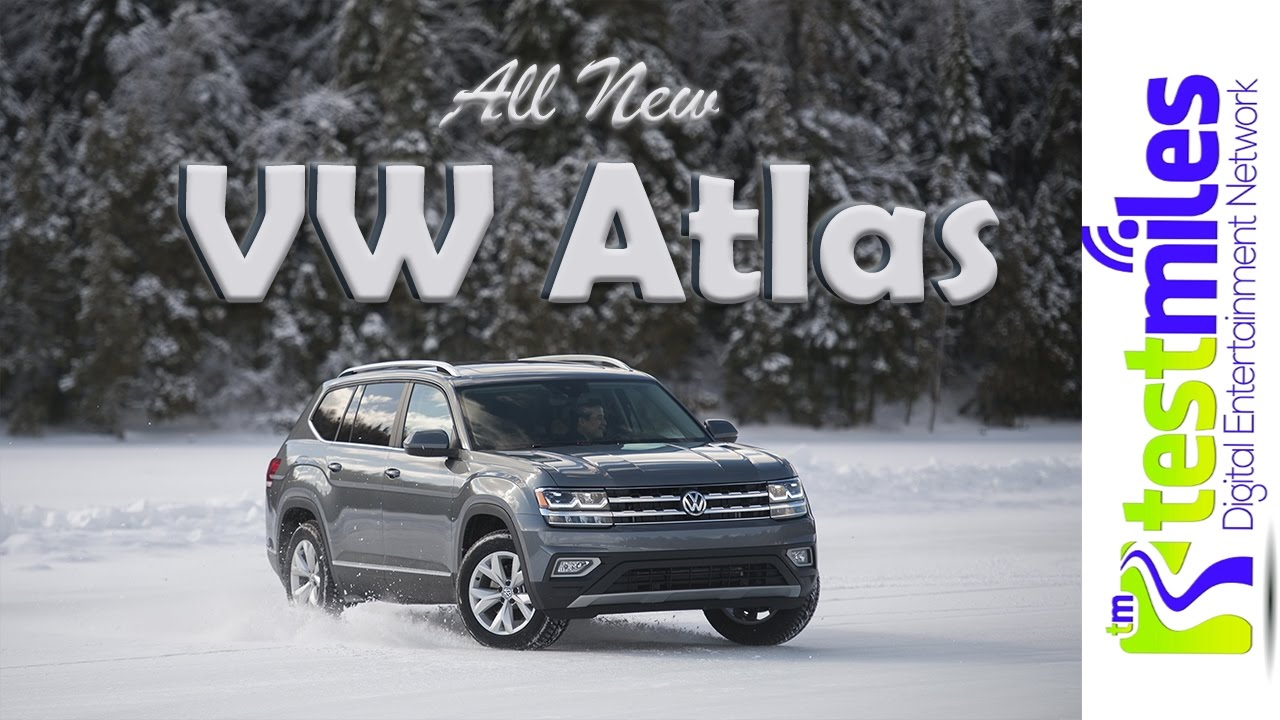2018 VW Atlas Top things to knownbsp