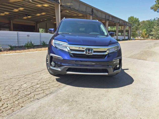Honda-Pilot-Elite-Nose