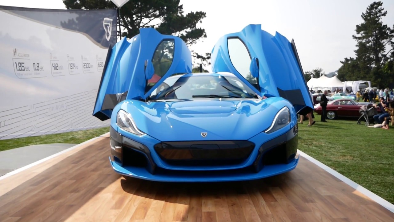 Unbelievable New Cars and Concepts from the Pebble Beach 2018 Car weeknbsp