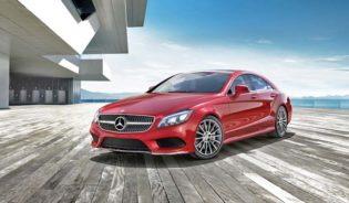 MBZ CLS450 Coupe LSF