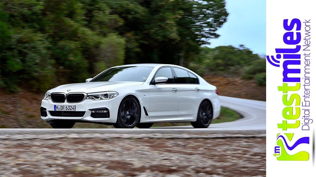 2017 BMW 540i | | First Drivenbsp