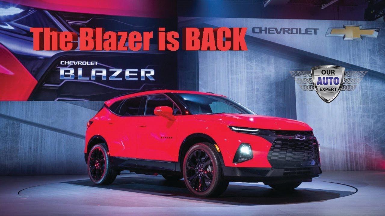 2020 Chevy Blazernbsp