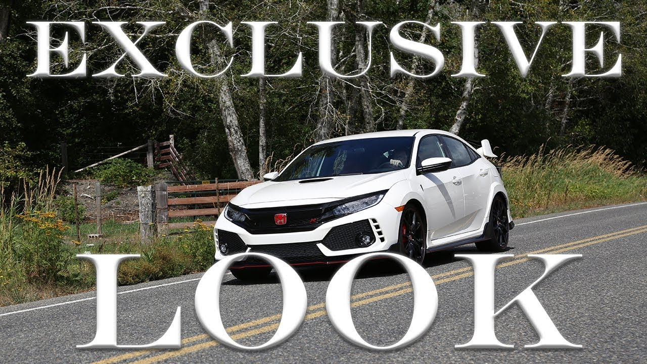 2018 Honda Civic TypeR What You Need to Know Before Buyingnbsp