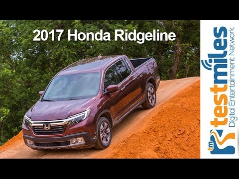 2017 Honda Ridgeline Full Review 4Knbsp