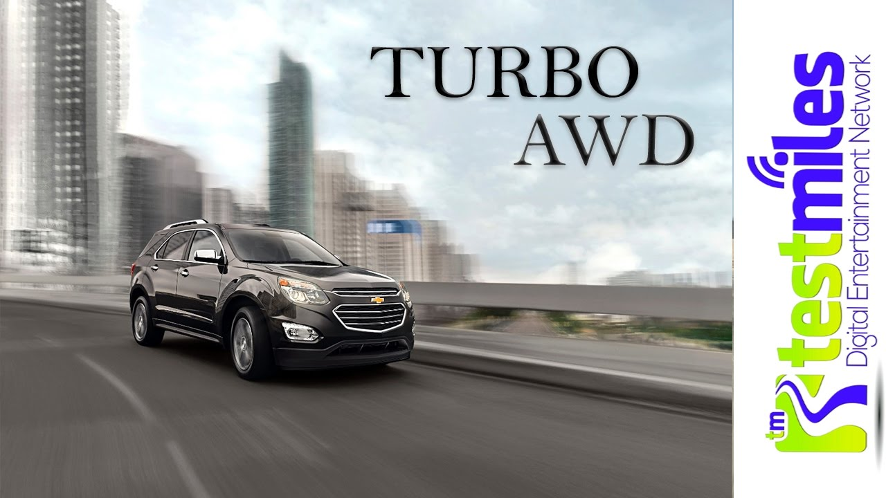 2018 Chevy Equinox The Diesels are Comingnbsp