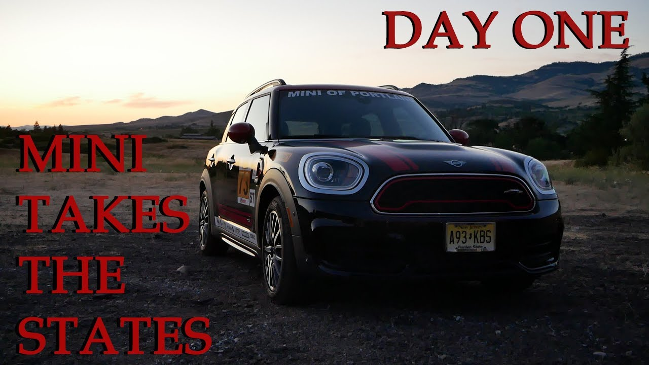 Mini Takes The States First day Vlognbsp