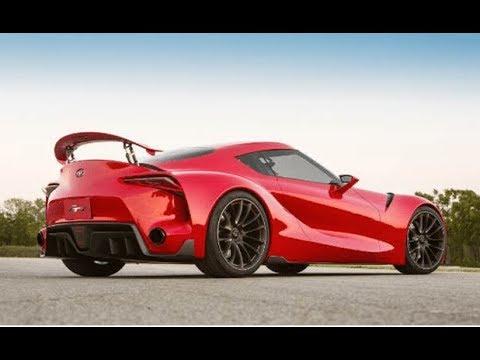 2020 Toyota Supra What we knownbsp
