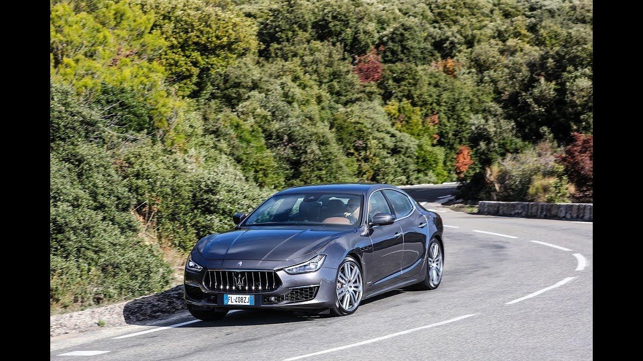 First Drive : 2018 Maserati Ghibli